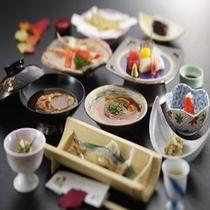 フォアグラ茶碗蒸し・ふかひれ餡かけ料理コース