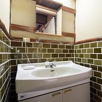*【部屋一例・雲居の間】洗面所