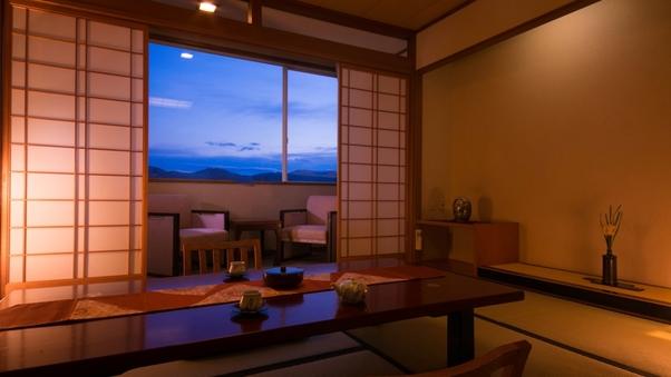 一般和室 〜人気No1客室☆観光やビジネスにご利用ください〜