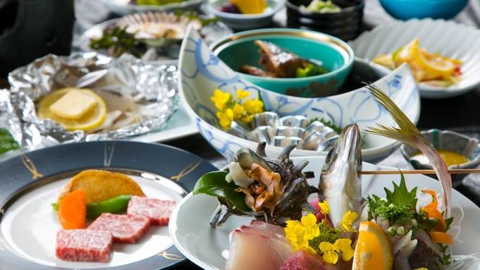 【秋冬旅セール】≪五島グルメ会席≫〜ファミリーにおすすめ〜五島牛を陶板焼きで味わう