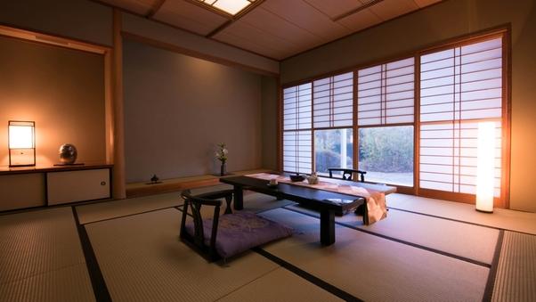 特別室 〜どこか懐かしい空間で心地よい時間を過ごす〜