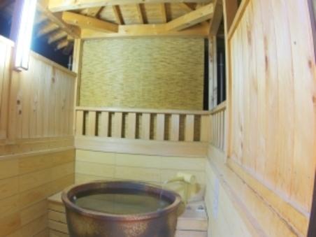 ペットOKしがらき露天風呂付客室・和室8畳