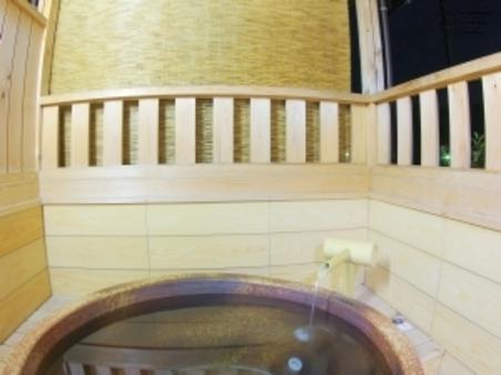 しがらき露天風呂付客室・和室8畳