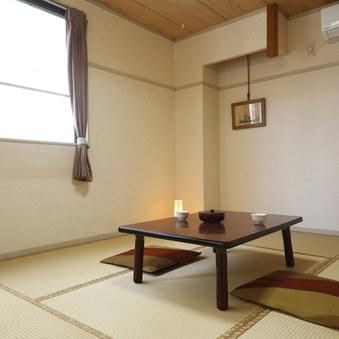 ■和室(1〜4名用)【鴨川側】■<Wi-Fi無料>