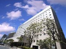 チサンホテル浜松町外観