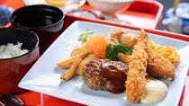 *【お食事】子ども用料理一例
