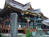 大杉神社(あんばさま・稲敷市) お車で30分
