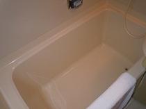 300Lの広い浴槽