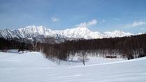 *周辺観光/雪の中山高原