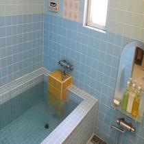 お風呂は24時間入浴ご利用OKです