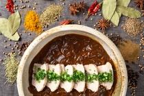 スパイスと豚肉の武蔵野カレーうどん