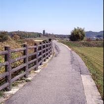吉備路サイクリング