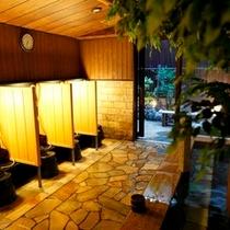 ◆男子大浴場洗い場