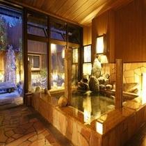 ◆女子大浴場内風呂