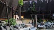 壺風呂(湯温:41~43℃)【営業時間】15:00~翌10:00