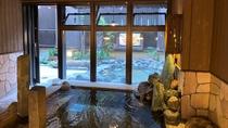 ◆女子大浴場内風呂(湯温:41~42℃)【営業時間】15:00~翌10:00