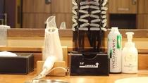 【男子】パウダーブース【営業時間】15:00~翌10:00