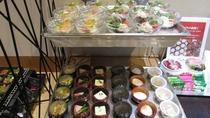味めぐり小鉢横丁【1Fレストラン朝食◆6:30~9:30(LO9:00)】