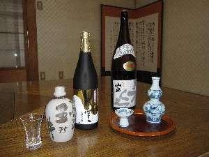 (17)飛騨の地酒は美味しい!地元産の酒米と、きれいな水と空気があるから…