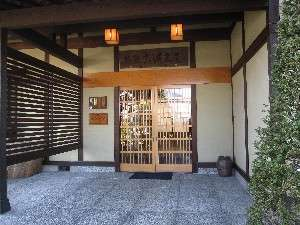 (7)こまくさの玄関