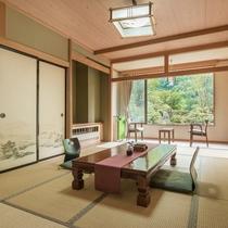10畳和室客室