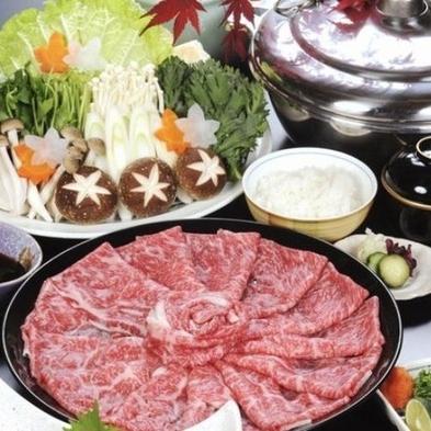 【ファミリー】【三重ブランド牛食べ比べ】☆!!<松阪肉×伊賀肉>しゃぶしゃぶコースをご満喫