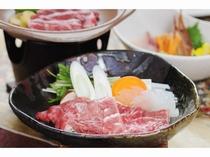 松阪肉のしゃぶしゃぶ