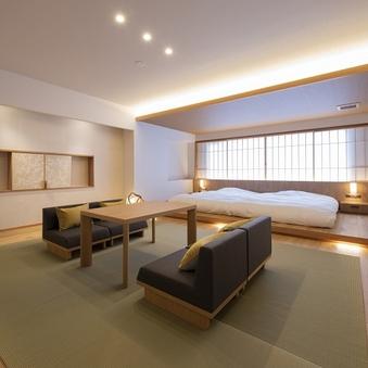 【禁煙】新客室モダン和室