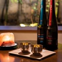 限定日本酒のバー