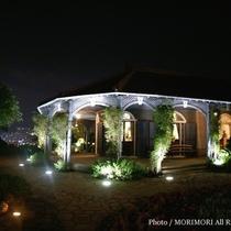 夜のグラバー園