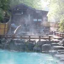 【蔵王温泉一の大露天風呂】蔵王に来たなら一度は入ってみてください♪
