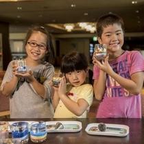 蔵王にあるタカミヤグループ「ホテル樹林」では、ジェルキャンドル作り体験が楽しめる♪