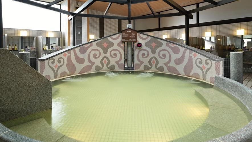 ■8F展望大浴場「天の原」/泡風呂で心も体もリフレッシュ
