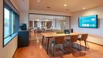 ◆ミーティングスペース/貸し切り可能なスペースもございます(イメージ)