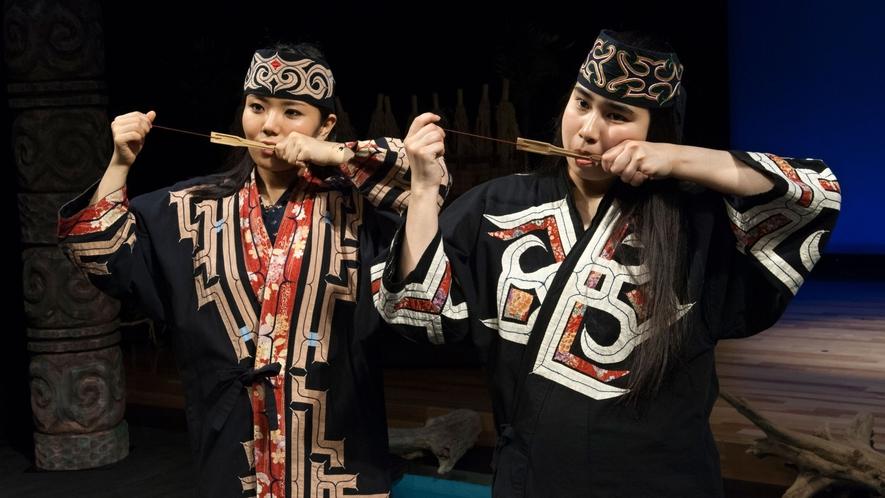 阿寒湖アイヌシアター「イコロ」/アイヌ古式舞踊のイメージ