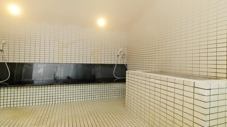 ■8F展望大浴場「天の原」ミストサウナ/ミストサウナで心も体もリフレッッシュ!