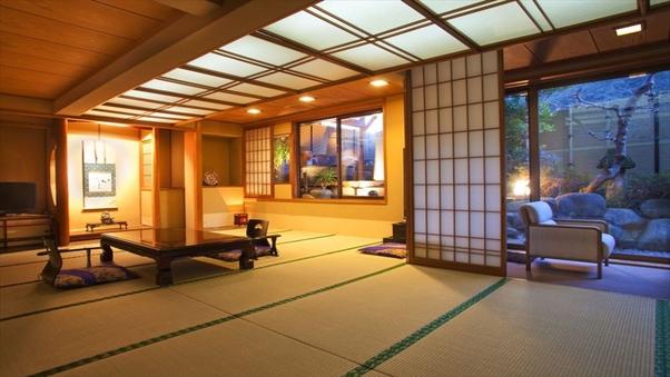 ◆露天風呂付・準特別室◆【水仙の間】(18畳)