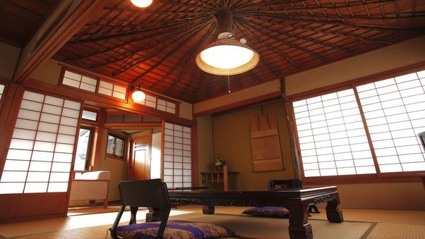 ◆準特別室◆【南天の間】(本間6畳+踏込3畳)