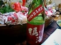 鳴海 純米吟醸 赤