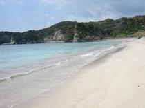 うばら砂浜
