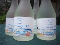 50周年記念オリジナル純米酒 junmai magusa