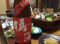 勝浦の地酒 鳴海