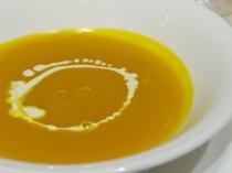 素材の味の美味しいスープ
