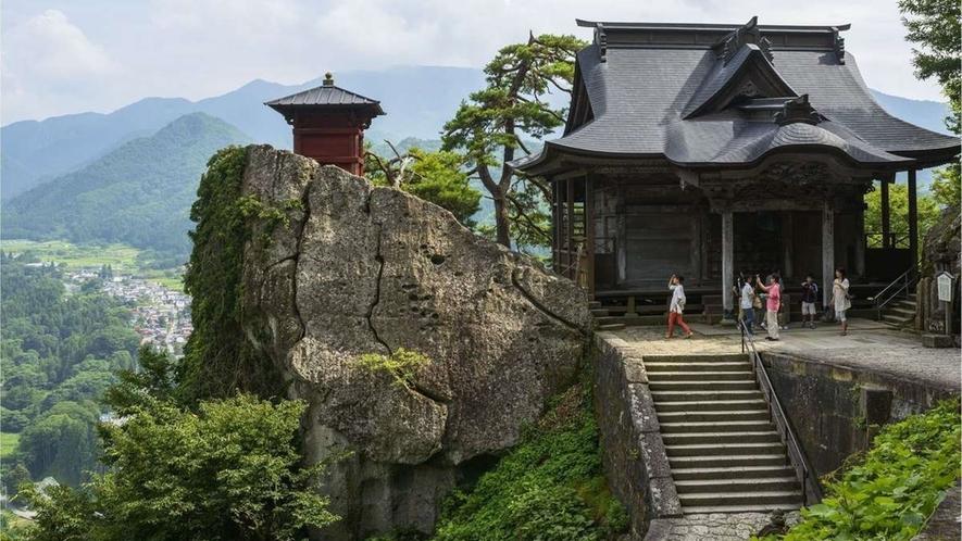 山寺(宝珠山立石寺)