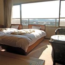 外からの陽の光があたたかい和洋室(一例)