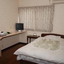 【シングル一例】出張や1人旅に最適★お部屋はもちろんオーシャンビューです。