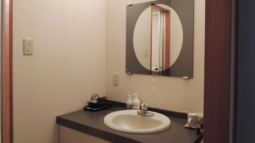 *【客室一例】お部屋の洗面台