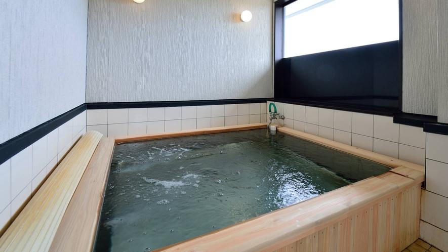 *お風呂/大浴場からの景色をお楽しみください。
