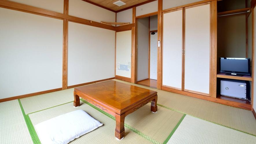 *客室一例/和室8畳