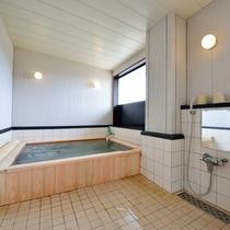 *弱アルカリ性のお風呂は神経痛・疲労回復・皮膚病に効果あり